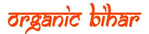 Logo Organic Bihar
